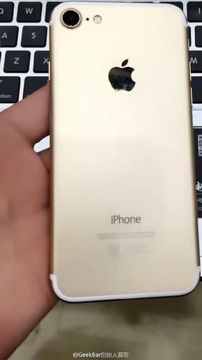 还没见过iPhone 7开机 现在它终于亮了第3张图