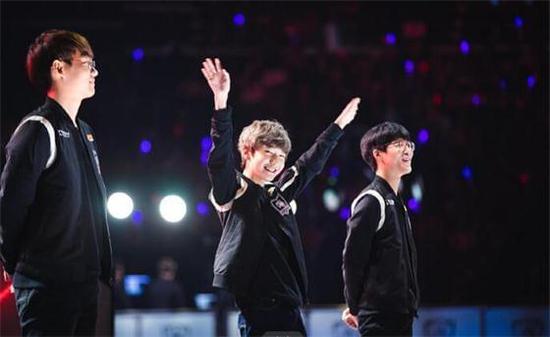 S6官方评比最佳阵容:SKT和ROX队员包揽全部