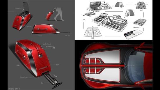 迈巴赫轿跑概念车 – Mercedes-Maybach 6实拍的照片 - 18