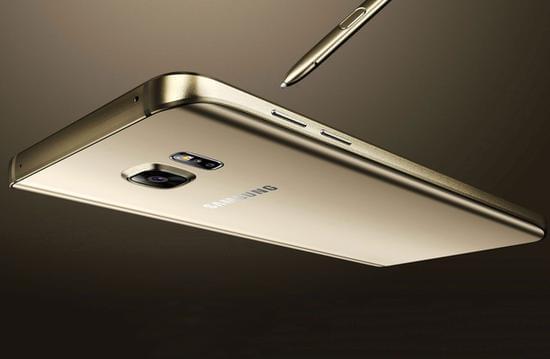 外媒:三星Note 7将用全新屏幕触控技术