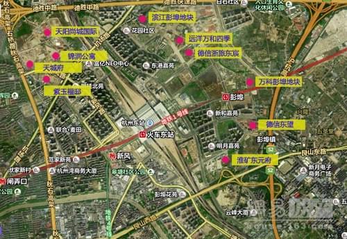 城东新城住宅项目