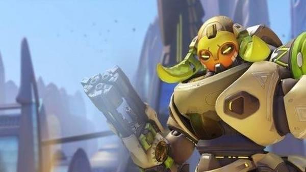 这个英雄不是带盾堡垒!奥丽莎大型攻略