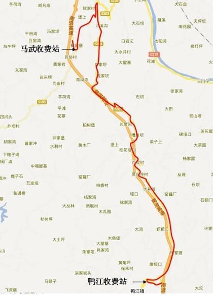 24日至26日夜间 南涪高速部分路段封闭检测