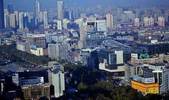 济南总体规划:2020年中心城区常住人口不超430万
