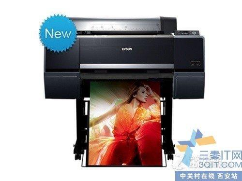 低价大幅面打印机 爱普生P6080西安促