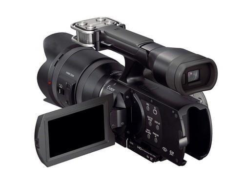 可换镜头摄像机 索尼VG30EH西安送礼中