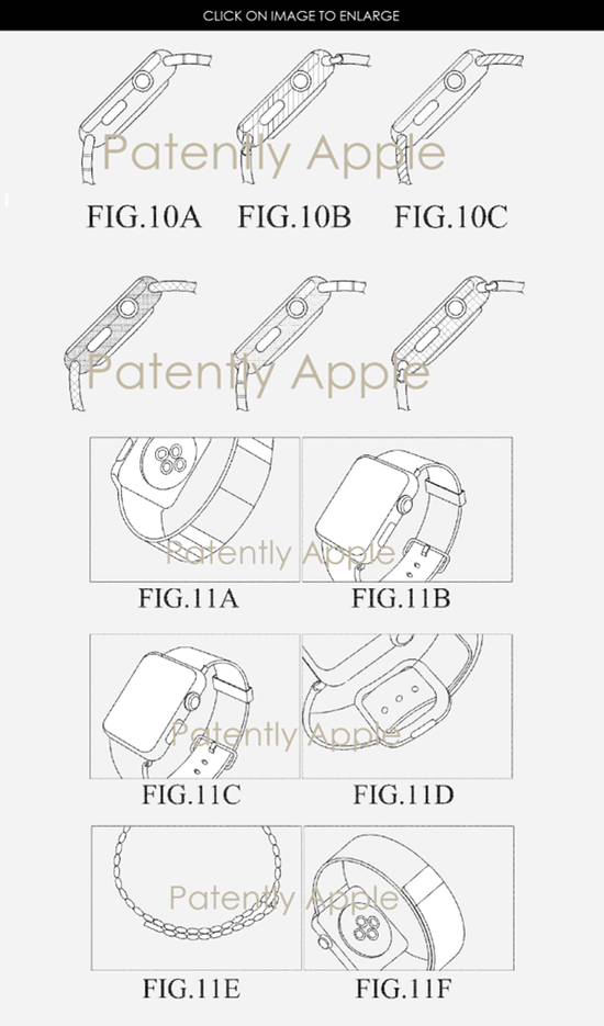 三星手表获得新专利 以后也能换表带啦!