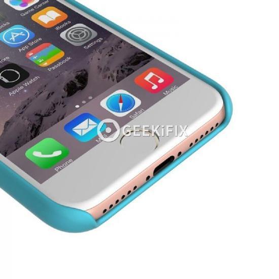 疑似苹果iPhone 7官方保护套曝光 背部镂空设计八种颜色的照片 - 4