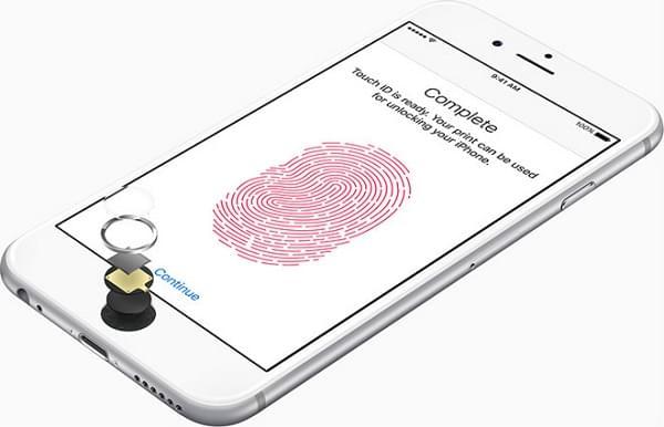 新专利曝光:未来iPhone或可记录窃贼的指纹照片等数据的照片 - 1