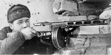 波波沙图_cf火线免费神器挖掘 解读二战元勋武器波波沙41-青