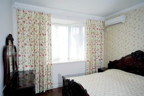 窗帘清洗,天鹅绒窗帘,百叶窗帘,青岛装修,青岛软装
