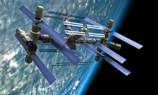 天宫二号空间实验室9月中发射 之后开展在轨测试的照片