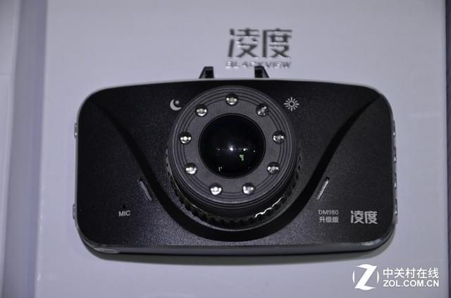 高清夜视 凌度DM980行车记录仪仅售380