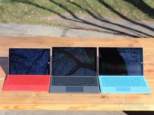 性能不错 微软Surface Pro4西安6088元