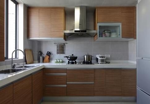 厨房清洁,厨房装修,橱柜保养,青岛业主装修