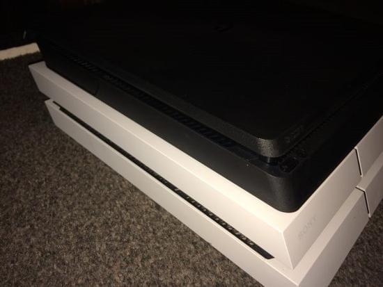PS4 Slim多图开箱 不再支持更换硬盘的照片 - 13
