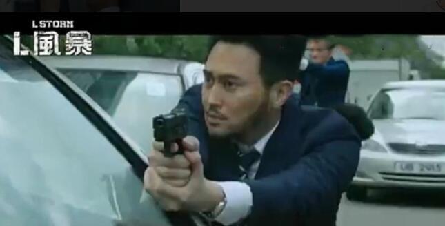《反贪风暴3》港版预告片 张智霖与谭耀文轮番枪战