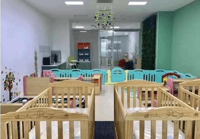 京东幼儿园开张带娃上班学费全免