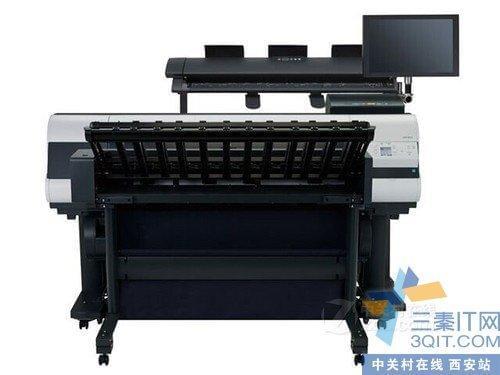 大幅面打印 佳能iPF851MFP西安促销