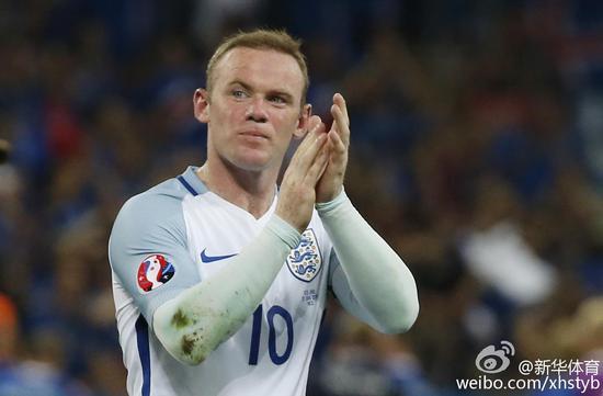 鲁尼将在2018年世界杯后退出英格兰队_网易体育