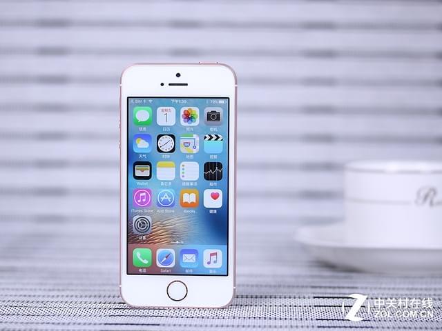 引领小屏幕浪潮 苹果iPhone SE火热售卖