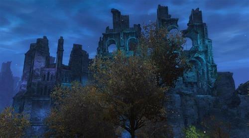 我愿带你看遍良辰美景 《激战2》风景点纵览