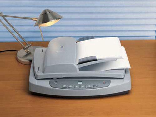 高速文档扫描 惠普5590西安价格3800元