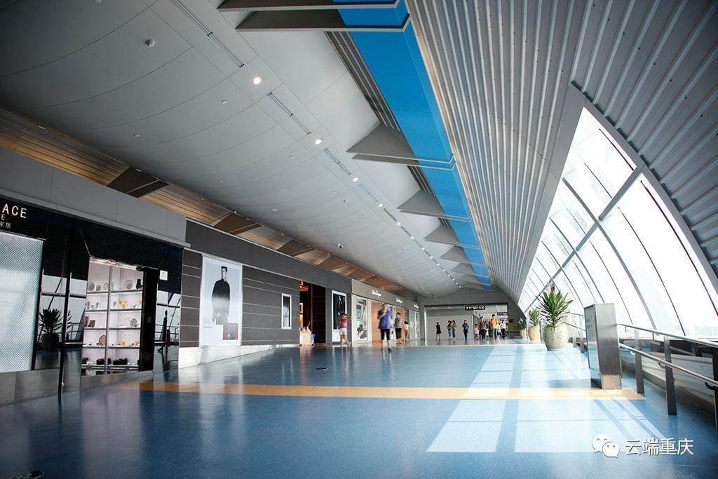 重庆进出机场将新添交通干道!