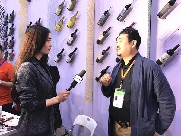 宁夏贺兰山东麓美酒闪耀2017成都春季糖酒会
