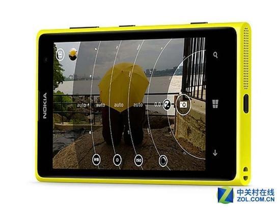 4100万像素 诺基亚Lumia1020深圳降价