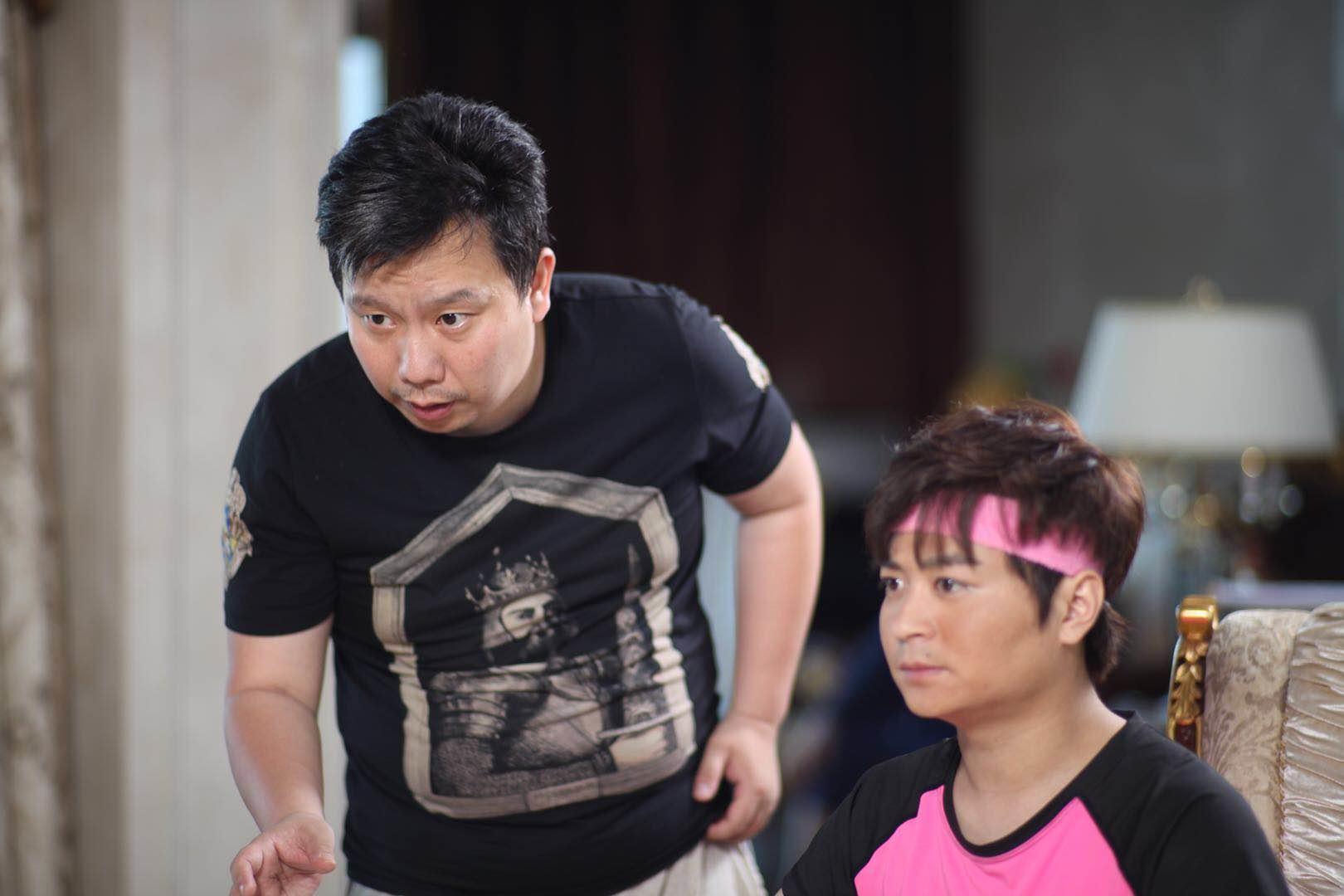 冯芷墨李奎新戏《墨墨的爱情小喜剧》盛大开机