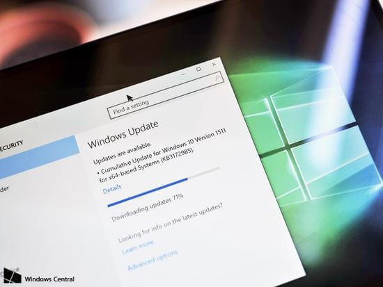 Windows 10正式版系统更新至10586.494的照片