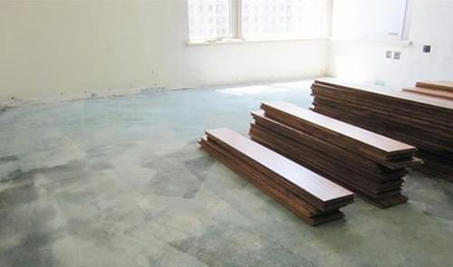 二手房装修,地面翻新,打磨地板,地面线路,青岛装修