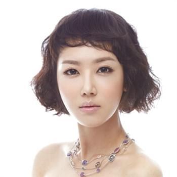 韩式短发新娘造型图片