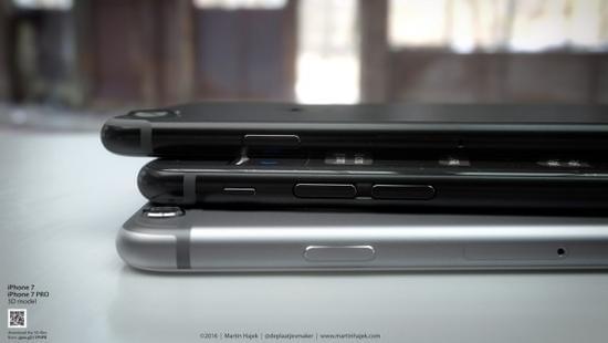 无耳机端口和电容Home按键的iPhone 7或许长这样的照片 - 14