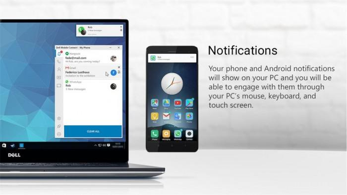 戴尔Mobile Connect实用更新:非戴尔PC也能使用