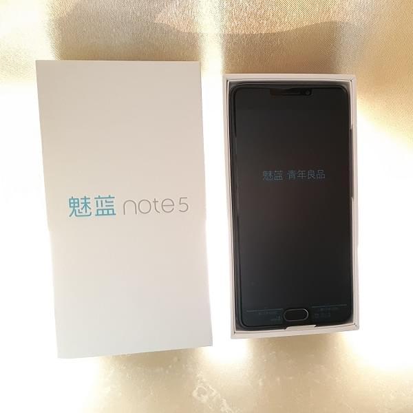 魅蓝Note 5上手简评:成熟方案加快充、轻薄在手续航久的照片 - 6