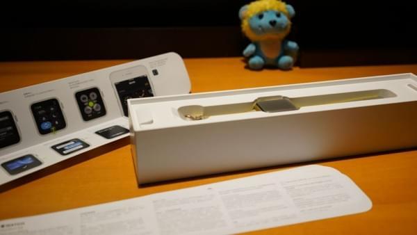 零售店约起 Apple Watch Series 2高清开箱图赏的照片 - 7