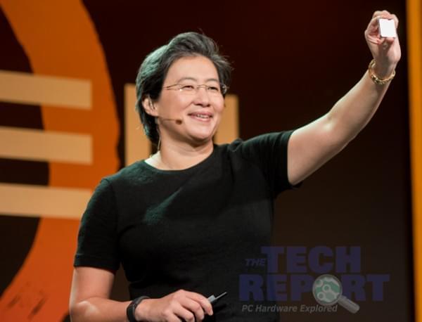 逆袭成功 锐龙 AMD Ryzen 7 处理器发布的照片 - 1