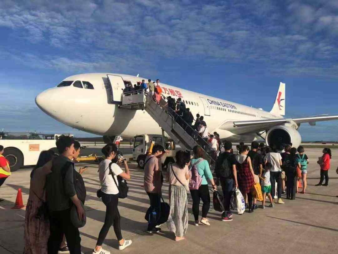 外交部回应中国游客滞留塞班:接返713人 还将继续