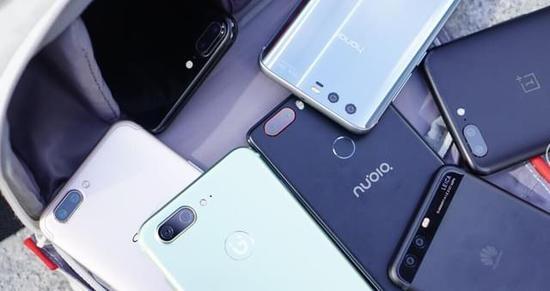 2018年全球智能手机销量曝光 同比增长5%