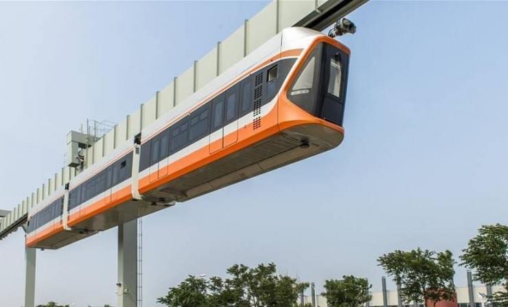 我国最快空中列车下线,爬坡能力是地铁的3倍