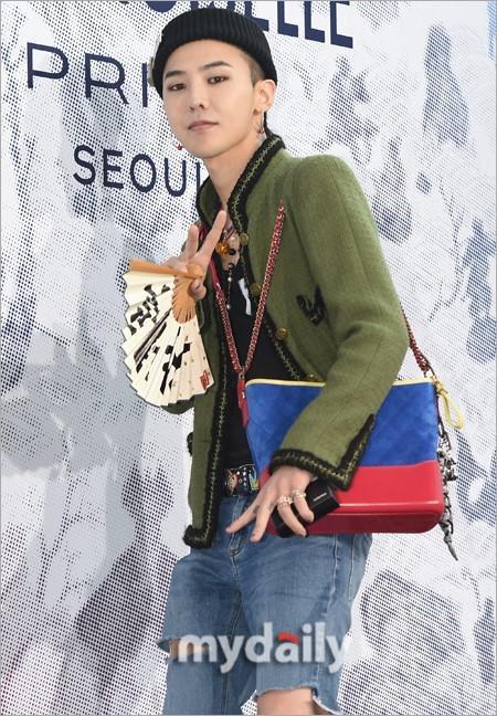 BIGBANG权志龙兵役地点确定 与池昌旭周元同部队
