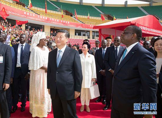 """打造""""一带一路""""全球繁荣图 习近平让中国智慧在亚非生根发芽"""