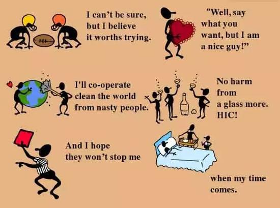 改变一生的双语漫画:你期望的人生没有那么贵