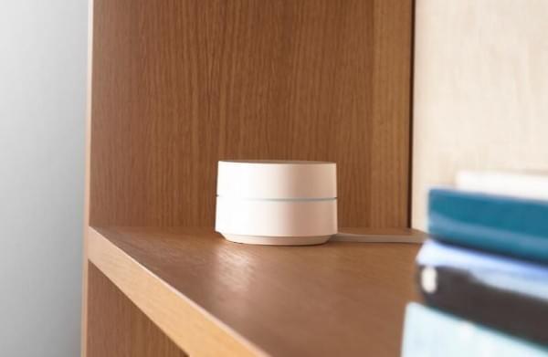 售价888元 别墅级智能路由器Google WiFi正式上市的照片 - 1