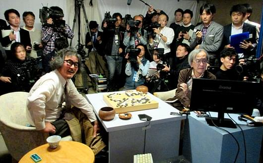 韩媒曝百度腾讯正联合开发围棋人工智能软件的照片 - 2