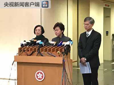 香港13日为车祸遇难者降半旗致哀 取消烟花汇演