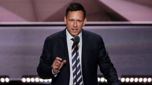 彼得·泰尔:硅谷被高等教育洗脑 对保守派太偏激