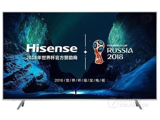海信led75ec880uq液晶电视(75英寸 4k) 苏宁易购官方旗舰店15999元